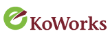 Logo for KoWorks, an eDiscovery tool