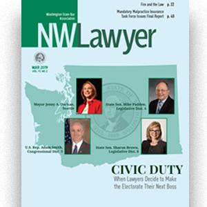 NWLawyer March 2019