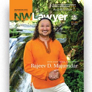 NWLawyer October 2019 cover