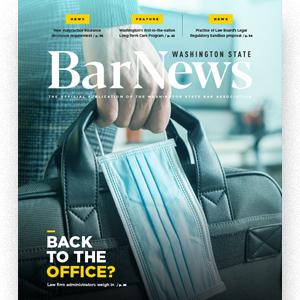 Cover Bar News September 2021