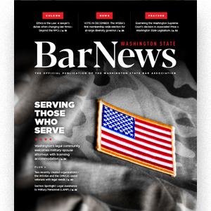 Bar News November 2020