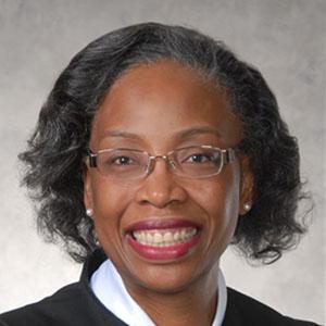 Judge G. Helen Whitener
